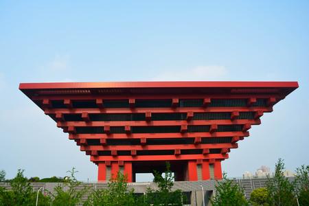 expo: China pavilion at Expo 2010