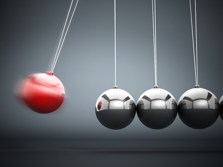 Aktion - Reaktion Konzept