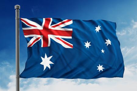 australia flag: Flag of Australia