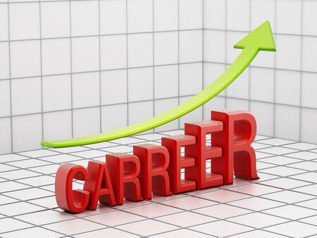 expressing positivity: Rising carreer success
