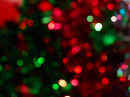 This Red and Green abstract background is perfect for christmas.