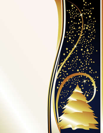 Classy holiday background inspired by new years eve celebrations.