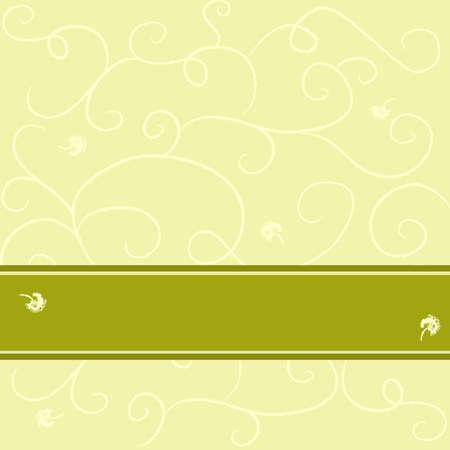 スケッチの背景にグランジ タンポポ シルエット、春の緑のテーマ。 写真素材
