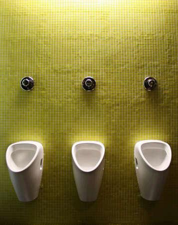 urinate: Toilets