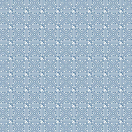 Seamless pattern vector background in line style. Illustration