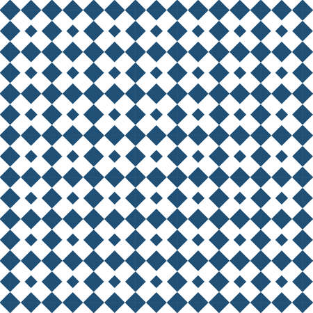 Geometric  vector background, rhombuses seamless pattern.