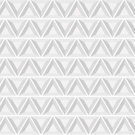 Triangles seamless pattern,  geometric seamless vector background.