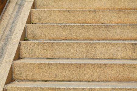 concrete: concrete staircase
