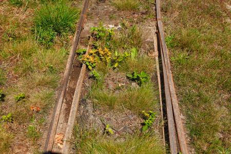 narrow gauge railroad: Railway Tracks