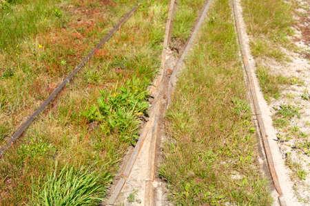 narrow gauge railroads: Railway Tracks