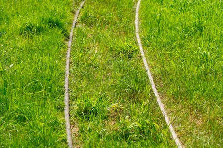narrow gauge railway: Railway Tracks