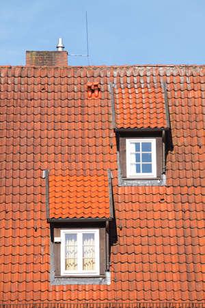 roof, roof windows