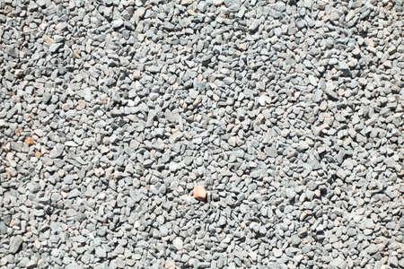 little grit stones on a  grit way