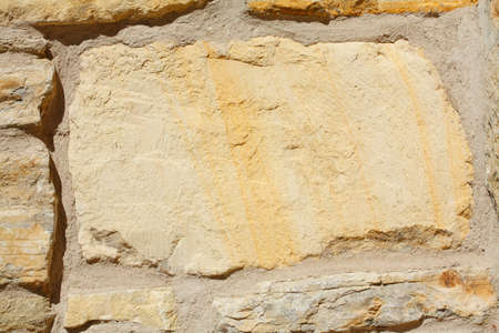 Brown Sanstein wall, background, church wall, Germany, Europe