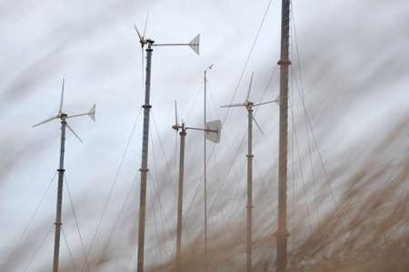 windy energy: Windmill