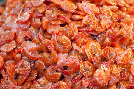 Dried shrimps Stock Photo - 16535748