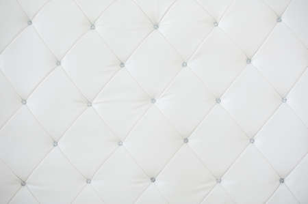 white leather texture  Stock Photo - 17331928
