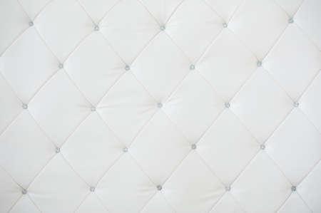 white leather texture  Stock Photo