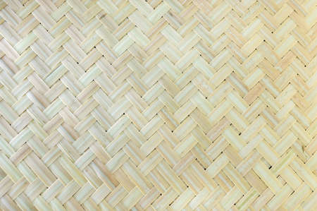 Bamboo handcraft texture photo