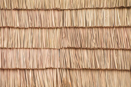 Straw pattern Stock Photo