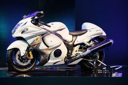 superbike: Suzuki Hayabusa superbike