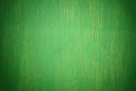 Green wooden wall  photo