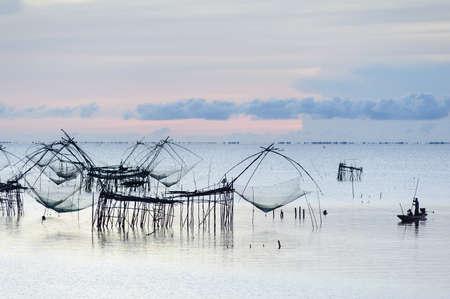 Pescador y el mar, Tailandia