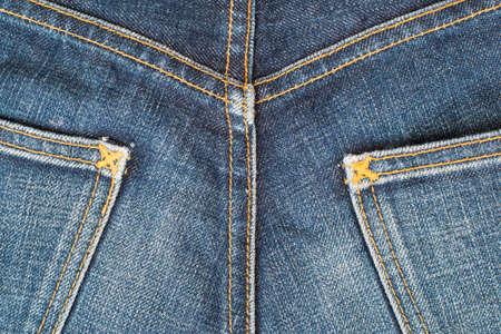 Vintage jeans texture  photo