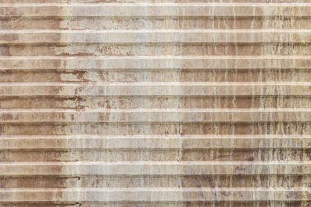 Old corrugated metal sheet Stock Photo - 20324122