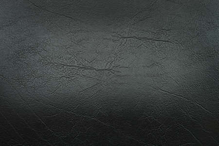 Black leather background Stock Photo - 22610211