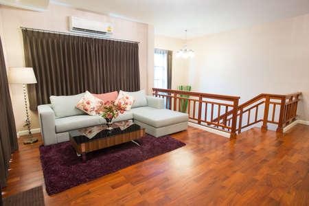 lowboard: Modern living room