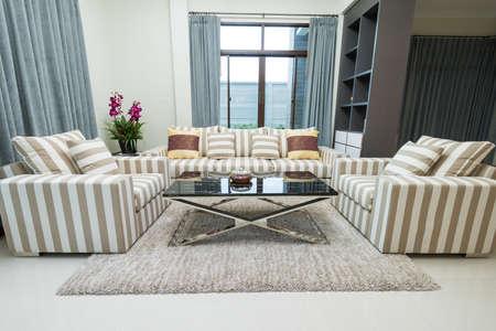 lowboard: Living room interior