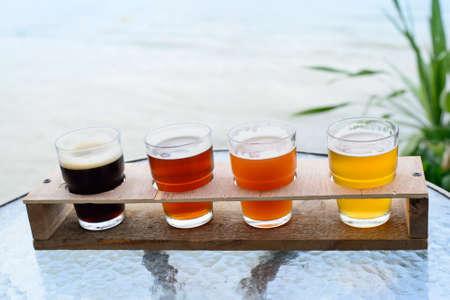 ipa: American Craft Beer Stock Photo