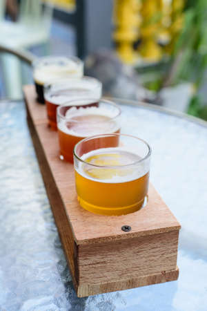 American Craft Beer Stock Photo