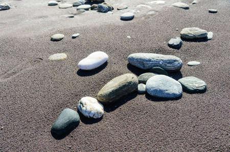 ブルース湾サウス ・ ニュージーランドで 写真素材