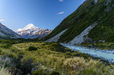 hooker valley treck, New Zealand