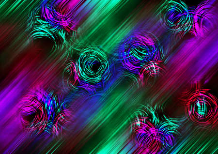 abstract colorful background image.