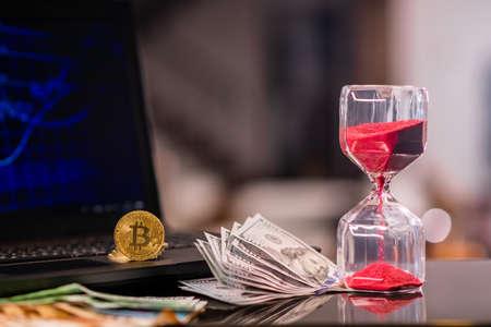 Bitcoin price increase chart. Bitcoins and New Virtual money