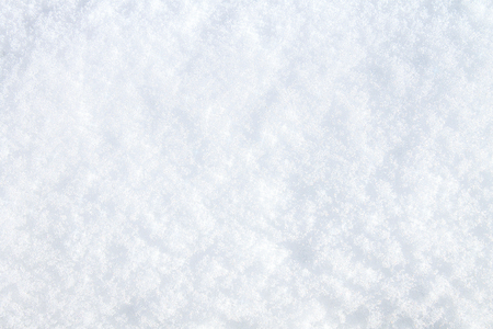 Winter snow. Snow texture Top view of the snow. Texture for design. Snowy white texture. Snowflakes 写真素材