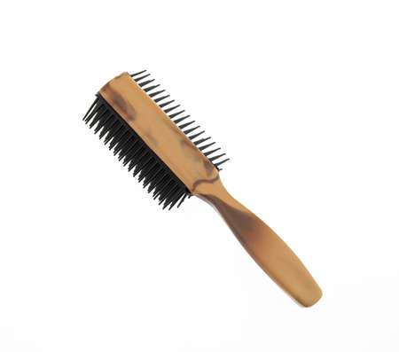 comb: comb hair