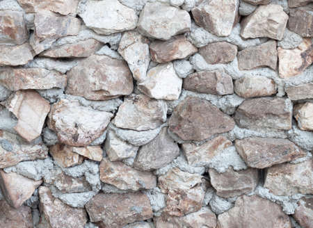 overbuilding: Muri di pietra Archivio Fotografico