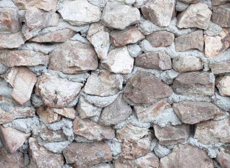 overbuilding: Stone walls
