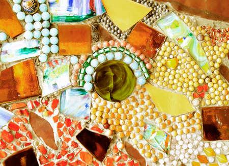 fragments: Tile fragments walls