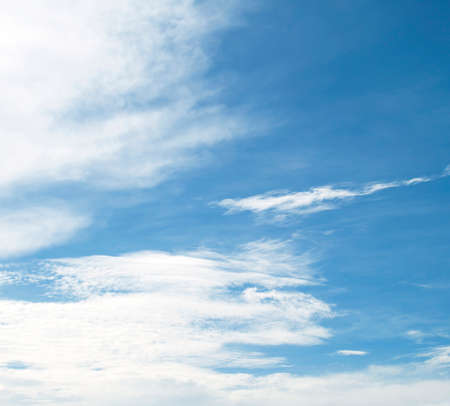 brightest: The vast blue sky and clouds sky