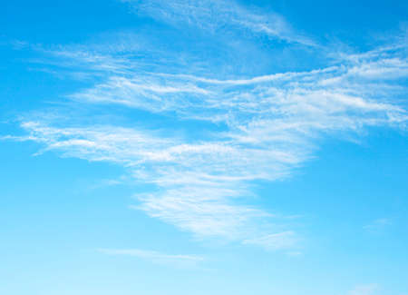 cloud background: The vast blue sky and clouds sky