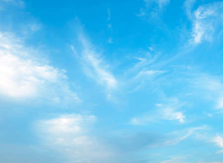 vast: The vast blue sky and clouds sky