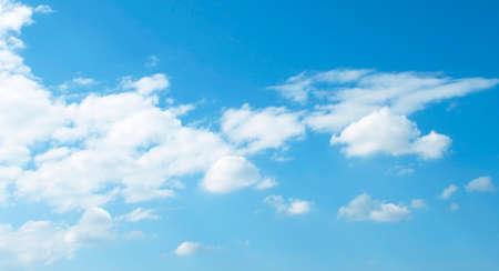 himmel mit wolken: Die überwiegende blauem Himmel und Wolken Himmel Lizenzfreie Bilder