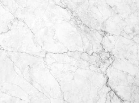 granite floor: marble texture, white marble background Stock Photo