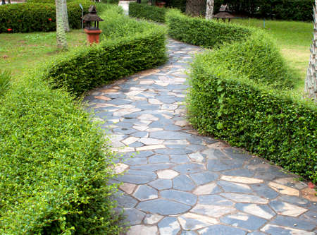walkway: walkway