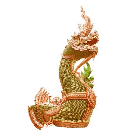 stucco: Stucco head dragon